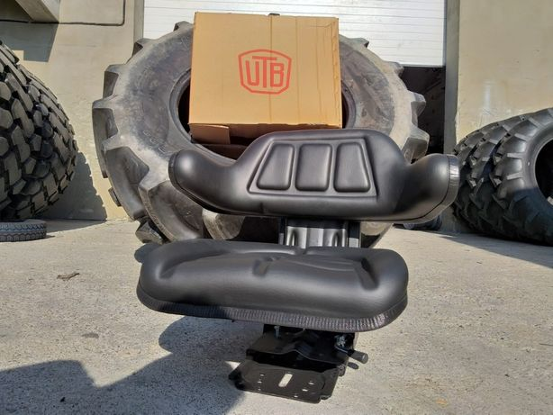 scaun nou tractor U650 sau U445 merge si alte modele reglaj, amortizor