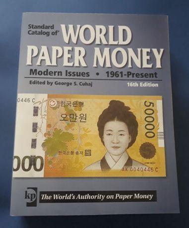 Catalog numismatic bancnote World Paper Money 1961 NOU