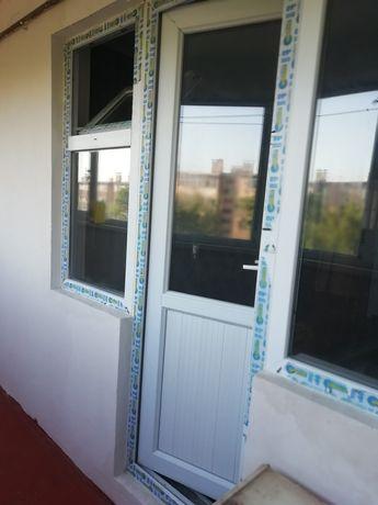Окна и двери для балкона