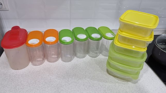 Продам контейнеры пищевые разных размеров