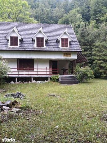 Casa cu teren in satul de vacanta Boga