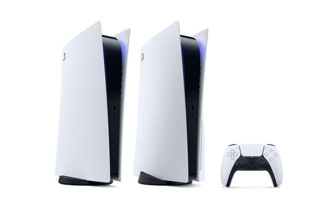Новые Sony Playstation 5. Оригинальные.