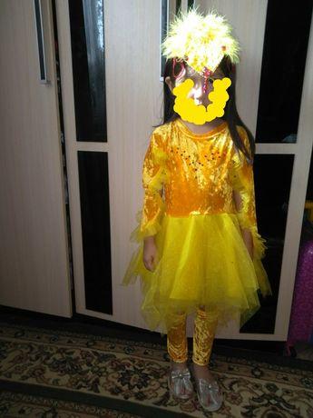 Продаю костюм б/у выступали в конкурсе в пять лет