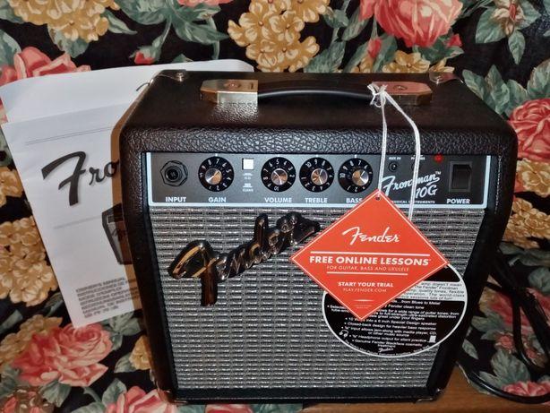 Fender Frontman 10g Guitar Amplifier NOU
