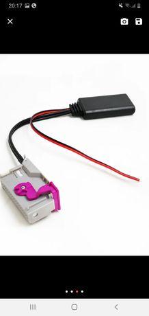 cablu AUX 32 pini modul Bluetooth Audi RNSE RNS-E A8 TT R8 A3 A4 A6
