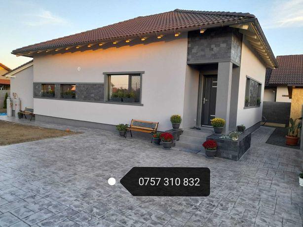 Vând casa în Sânmihaiu Român