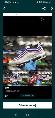 Nike airmax 97',