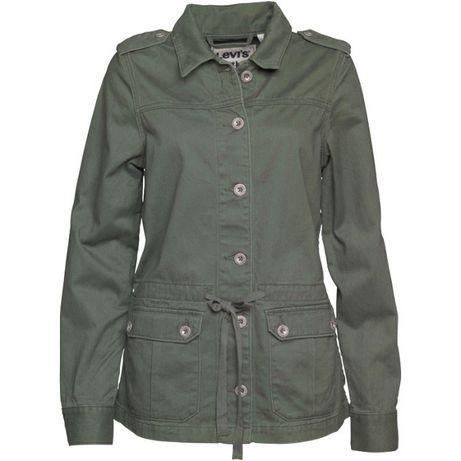 Levis оригиналнo дамскo спортно яке палто шлифер L внос Англия