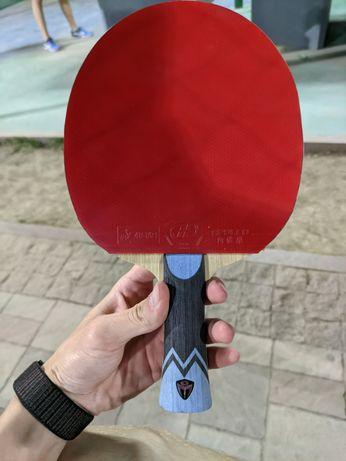 Продам ракетку для настольного тенниса.
