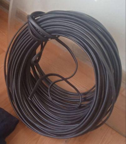Медный трехжильный кабель