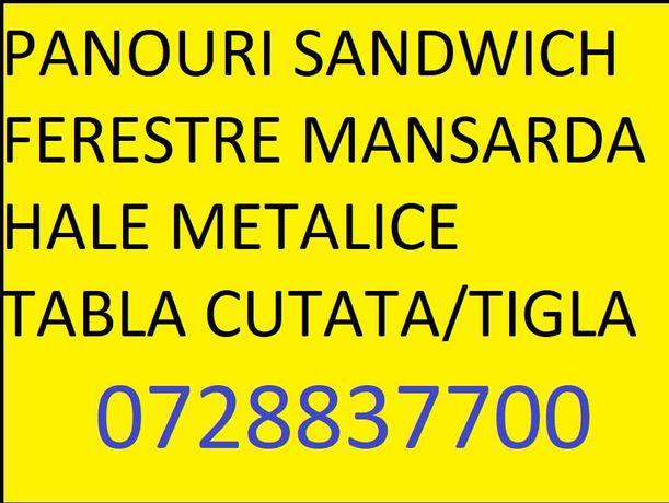 panouri sandwich