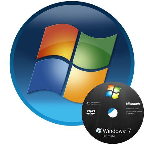 Установочные диски Windows 7.8.10 32 бит и 64 бит
