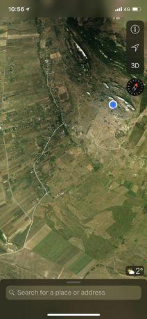 Teren extravilan 7600 m2 Fanatele Cluj