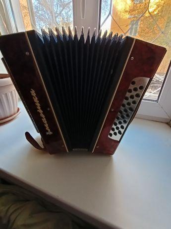 Продаю гармонь в отличном состоянии