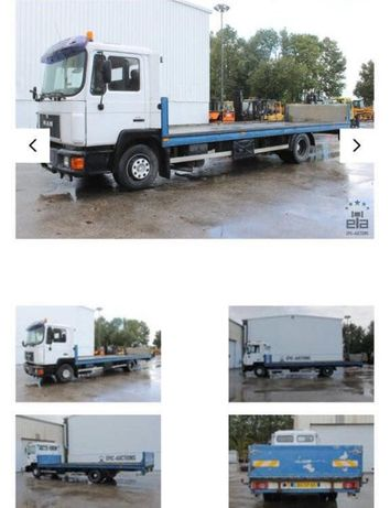 Camion MAN HD 202