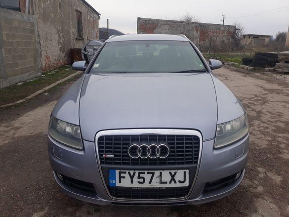 Audi A6 2.0TDI 3.0 TDI На части