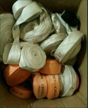 Продам стропы текстильные стропы чалка буксировычный трос стяжка тросс