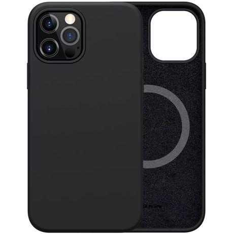 MagSafe кейс Nillkin за Apple iPhone 12 Pro Max / 12 Mini Матов