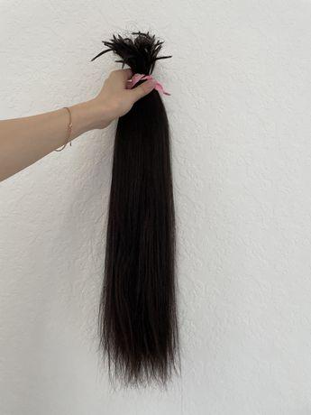 Натуральные волосы 162гр