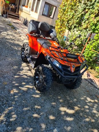 Vand Cf Moto 450 L   2018  Euro 4 Nr Negru + Fiscal