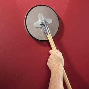 Slefuitor circular manual Hyde 225 mm cu maner 1m