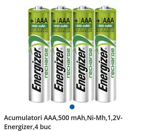 Acumulatori AA Energizer