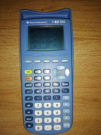 Calculator Texas Instruments TI-82