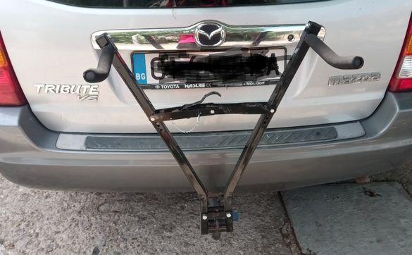 Багажник за велосипед за автомобил, бус, каравана.