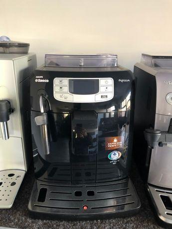 Espressor expresor aparat de cafea Saeco Intelia.