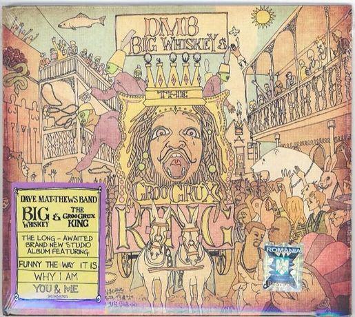 CD audio Dave Matthews - Big Whiskey & GrooGrux King