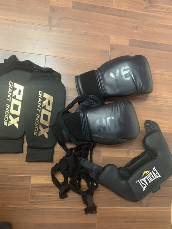 Set box, kick box
