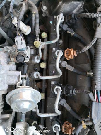 Тойота аурис 2013 1.4D/ск. кутия