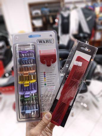 Насадки на машинку для стрижки парикмахерское wahl