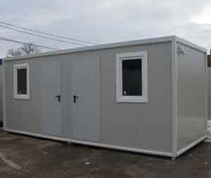 Vand container modular