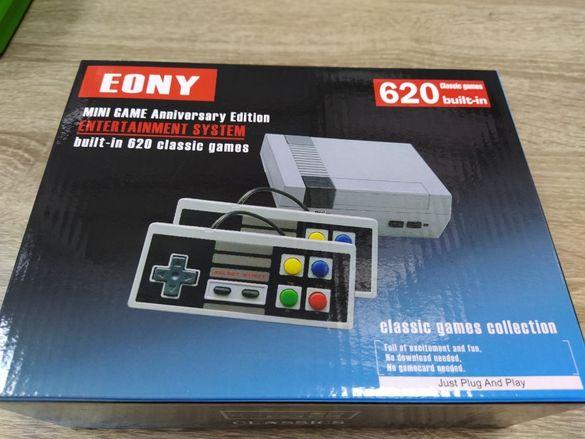 Тв TV Телевизионна игра конзола с над 620 игри тип Nintendo Нинтендо С
