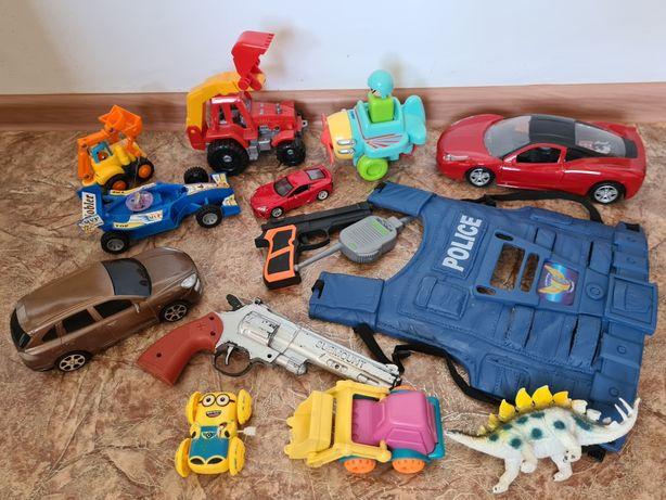 Набор игрушек, весь комплект