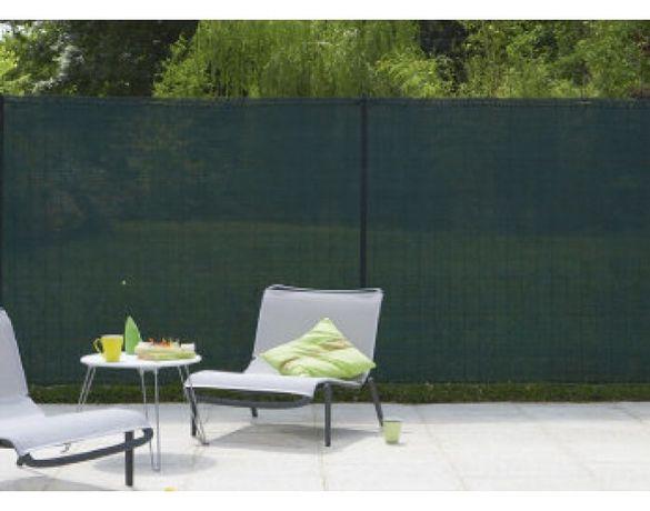 Мрежа за ограда на ролки 85%, режем по размер на клиента!!