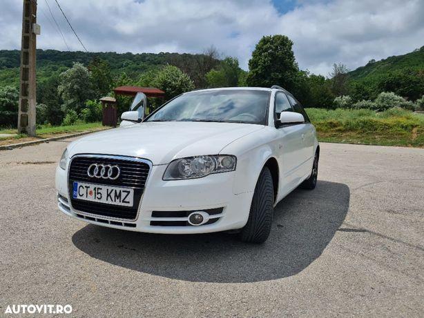 Audi A4 Fără filtru de particule din fabrica, an 2008