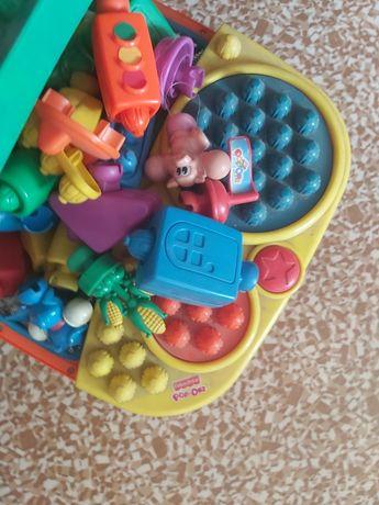 Игрушка лего конструктор
