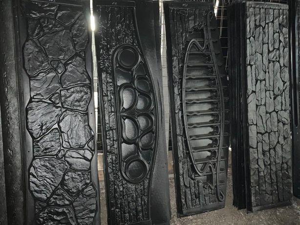 matrite pentru garduri si stalpi din beton
