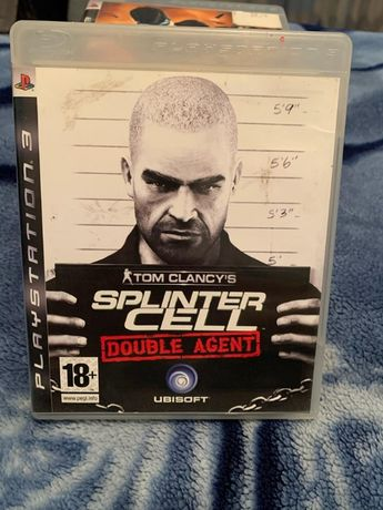 Tom Clancy's Splinter Cell Double Agent - PS3 - Playstation 3 - PS 3