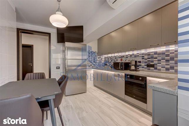 Apartament 3 Camere de Inchiriat - Zona Domenii- mobilat\/utilat lux