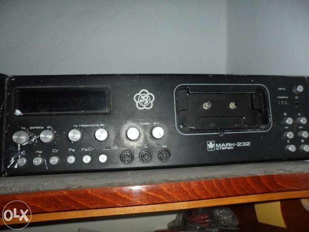 Магнитофон Маяк-232