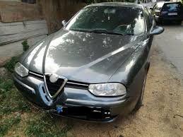 Dezmembrez alfa Romeo 156 1.8 benzina an 2002