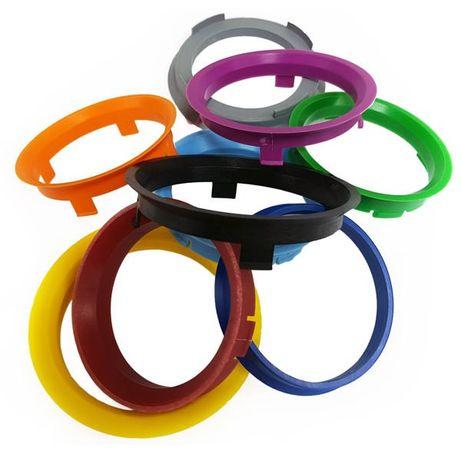 Центриращи втулки за джанти (пластмасови)