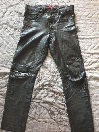 Панталон,Кожено яке 1 ново и 1 носено