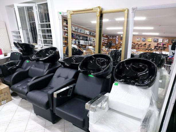 Мойка,кресло,парикмахерское оборудование
