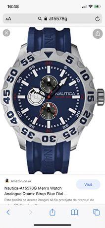 Ceas Nautica model A15578G impecabil
