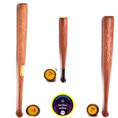 Дървени бухалки - различни размери