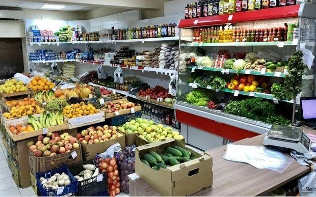 Овощной павильон по Кошкарбаева